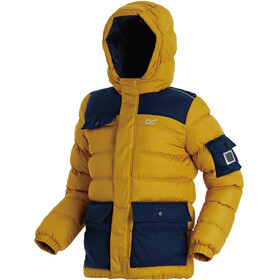 Regatta Larimar Jacket Children yellow/blue